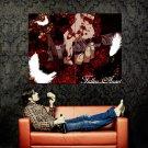 Rurouni Kenshin Trust Betrayal Anime Art Huge 47x35 Print Poster