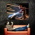 Jedi Lightsaber Star Wars Art Huge 47x35 Print Poster