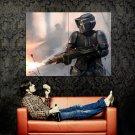 Flamethrower Scouts Star Wars Art Huge 47x35 Print Poster