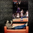 Tyreke Evans Sacramento Kings NBA Huge 47x35 Print Poster