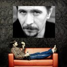 Gary Oldman Portrait BW Movie Actor Huge 47x35 Print Poster