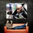 Michael Clarke Duncan Car Movie Actor Huge 47x35 Print Poster