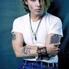 Johnny Depp Tattoos Actor Movie 32x24 Print POSTER