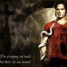 Supernatural Jared Padalecki Sam TV Series 32x24 Print POSTER