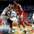 Hakeem Olajuwon The Dream Houston NBA 32x24 Print POSTER
