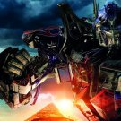 Transformers 2 Revenge Optimus Prime Movie 32x24 Print POSTER