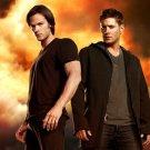Supernatural 6 TV Series Sam Dean Winchester 32x24 Print POSTER