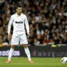 Cristiano Ronaldo Free Kick Football 32x24 Print POSTER