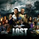 Lost All Characters Cast Tv Series 32x24 Print Poster