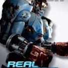 Ambush Real Steel Robot Movie 32x24 Print POSTER