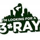 Ray Allen Boston Celtics NBA Art 32x24 Print POSTER