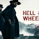 Hell On Wheels Cullen Elam TV Series 32x24 Print POSTER
