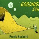 Dune Frank Herbert Worm Funny Cool Art 32x24 Print POSTER