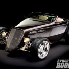 Ford Roadster 1933 Retro Car 32x24 Print POSTER