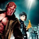 Hellboy 2 The Golden Army Movie 32x24 Print POSTER