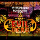 The Evil Dead Horror Movie Drawing Art 32x24 Print POSTER
