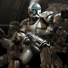 Star Wars Republic Commando Art Sci Fi 32x24 Print POSTER