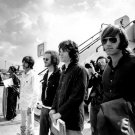 The Doors Psychedelic Rock Band Music BW 32x24 Print POSTER