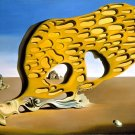 Salvador Dali The Enigma Of Desire Abstract Art 32x24 Print POSTER