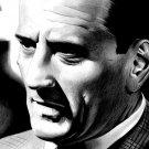 Robert De Niro Art Portrait Legendary Actor BW 32x24 POSTER