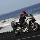 Ducati Multistrada 1200 S Sport Bike Motorcycle 32x24 POSTER