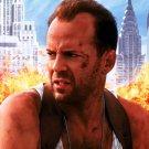 John McClane Die Hard Bruce Willis Action Movie 32x24 POSTER