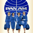 Welcome To The Jet Age Pan Am Tv Series 32x24 Poster