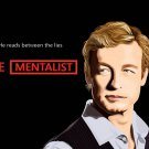 He Reads Between The Lies The Mentalist Art TV Series 32x24 POSTER