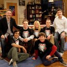 The Big Bang Theory Cuoco Galecki Parsons Helberg Nayyar 32x24 POSTER