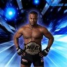 Rashad Evans MMA Mixed Martial Arts 32x24 Print POSTER