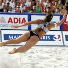Misty May Dive Beach Volleyball Hot Sport 32x24 Print POSTER