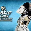 Marc Andre Fleury Pittsburgh NHL 32x24 Print POSTER