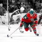 Devin Setoguchi Minnesota Hockey 32x24 Print POSTER
