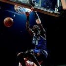 Kevin Garnett Dunk Rare Nba 32x24 Print Poster