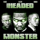 Three Headed Monster Dre Eminem 50 Cent 32x24 Print POSTER