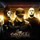 Limp Bizkit Nu Metal Rapcore Music 32x24 Print POSTER