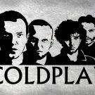 Coldplay Art Alternative Rock Music 32x24 Print POSTER