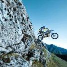 Husaberg TE250 Offroad Bike Motorcycle 32x24 Print POSTER