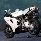 Ducati 848 Super Sport Bike Motorcycle 32x24 Print POSTER