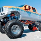 Ford Monster Truck Bigfoot Car 32x24 Print POSTER