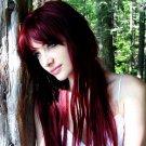 Susan Coffey Hot Redhead Girl 32x24 Print POSTER