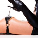 Hot Legs Sexy Butt Leather Heels 32x24 Print POSTER