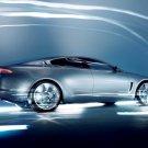 Jaguar C XF Future Concept Car 32x24 Print POSTER