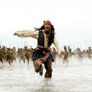 Runaway Pirates Of The Caribbean Sparrow 32x24 Print Poster