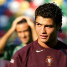 Cristiano Ronaldo Football Sport 32x24 Print POSTER