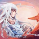 FOXY Wagaya No Oinarisama Anime Art 32x24 Print Poster