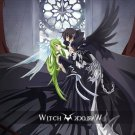 Witch Warlock Code Geass Anime 32x24 Print Poster