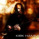 Kirk Hammett Metallica Guitarists 32x24 Print Poster