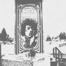 Jimi Hendrix Greatest Guitarists 32x24 Print Poster