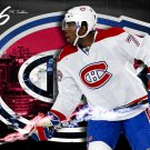 P K Subban Montreal Canadiens NHL 32x24 Print Poster